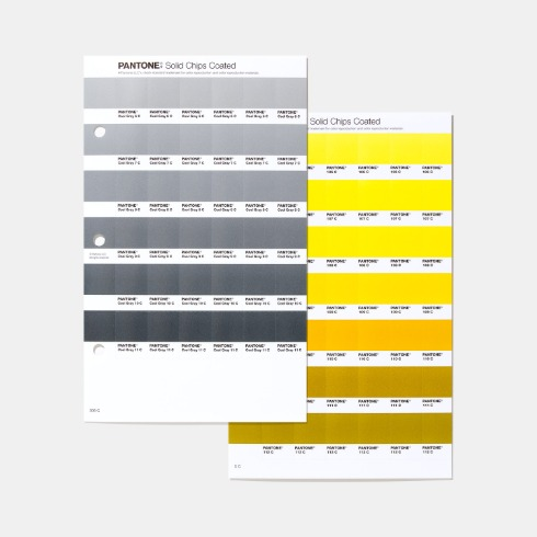 PANTONE 팬톤 그래픽 컬러 교체 페이지Chip Replacement Pages for PANTONE